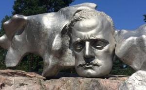 Sibeliuspuisto on Helsingin tunnetuin viheralue