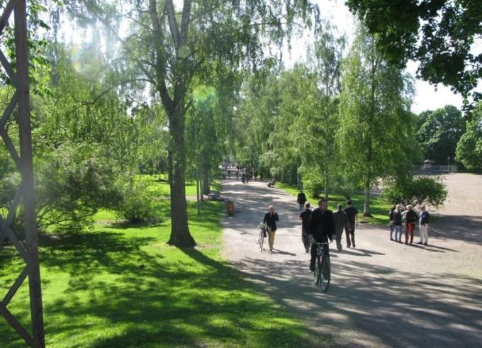Kaisaniemen puisto