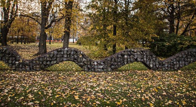 Tietoa puistosta ja sen sijainnista