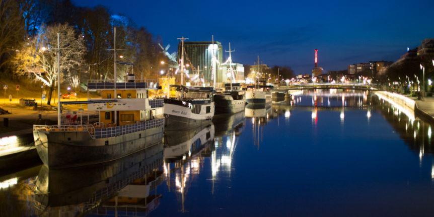Turku illalla