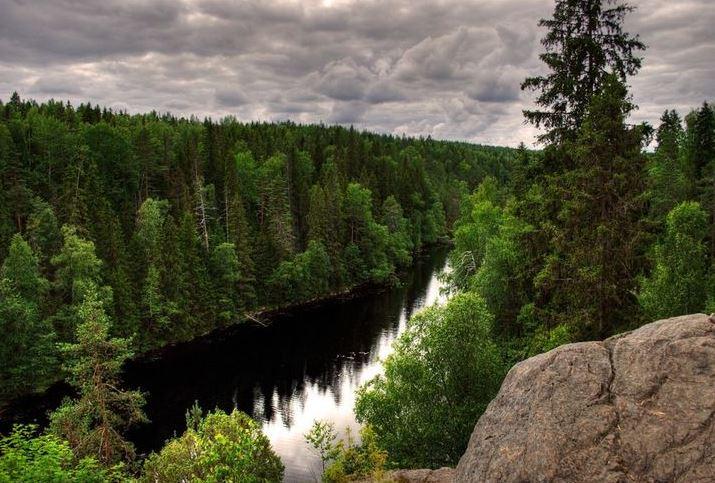 suomen kansallispuisto